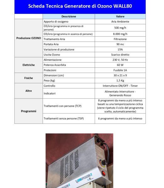 Scheda Tecnica Generatore di Ozono WALL80_page-0001