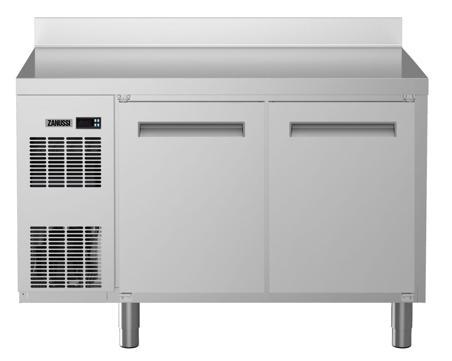 NPT AU Line Tavolo refrigerato, 2 porte, -2+10° C, AISI ...